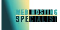 Web Hosting Specialist Logo